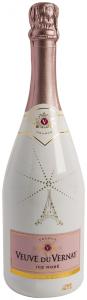 Vin spumant Ice Rose demisec Veuve du Vernay 0.75L