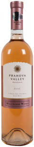 Vin rose demisec Prahova Valley Reserve 2016 0.75L