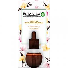 Rezerva odorizant electric vanilie si magnolie din Himalaya Botanica, 19ml