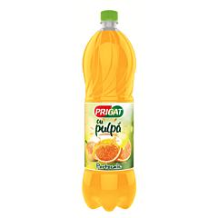 Suc de portocale cu pulpa Prigat 1.75l