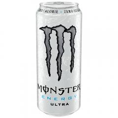 Bautura energizanta zero zahar doza Monster Ultra White 0.5l