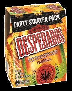 Bere sticla Desperados 6X0.25ml