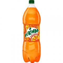Bautura carbogazoasa cu aroma de portocale Mirinda 2l