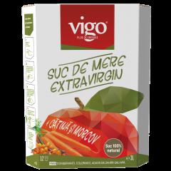 Suc de mere, catina si morcovi Vigo 3L