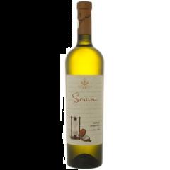 Vin alb Chardonnay & Sauvignon Blanc 750ml