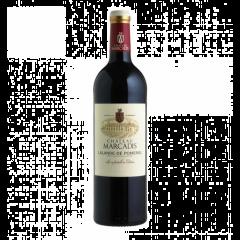 Vin rosu Château marcadis Lalande de Pomerol aop 0.75 l