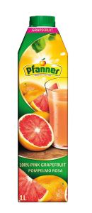 Suc Grapefruit roz Pfanner  1l