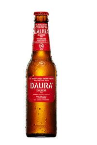 Bere blonda fara gluten Daura Damm 0.33l