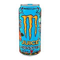 Bautura energizanta doza Monster Mango Loco 0.5l