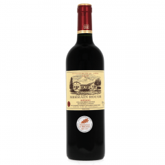 Vin rosu 13% alcool Merrain Medoc 0.75l