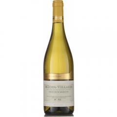 Vin alb 12.5%alcool La Cave d'Augustin Florent Macon Villages 0.75l