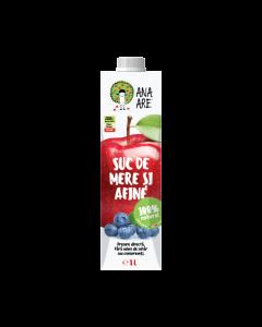 Suc de mere cu afine Ana Are 1l