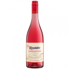 Vin spumant Lambrusco Rose Emilia Riunite 0.75l