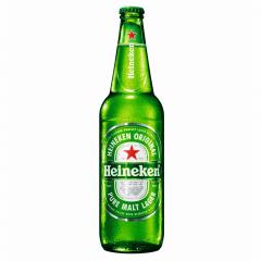 Bere blonda Heineken St. 0.66l