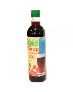 Sirop de zmeura Carrefour Bio 0.5l