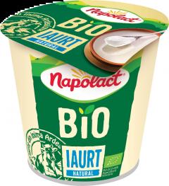 Iaurt natural Bio 3.8% grasime Napolact 140g