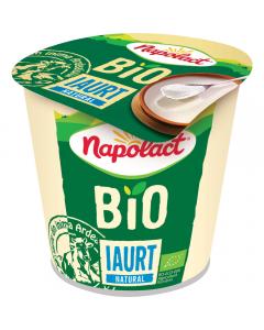 Iaurt natural 3.8%grasime Napolact Bio 300g