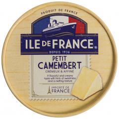 Petit Camembert Ile de France 125g