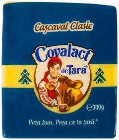 Cascaval clasic Covalact de Tara 300G