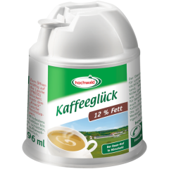 Lapte pentru cafea 12% grasime Hochwald 200ml
