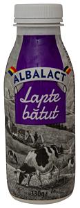 Lapte batut 2% Albalact 330g