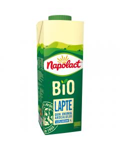 Lapte Bio 1.5%grasime Napolact 1l