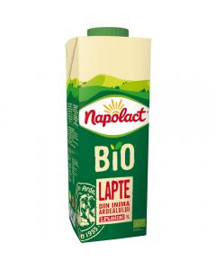 Lapte Bio 3.8% grasime Napolact 1l
