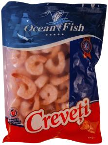 Creveti semipreparati Ocean Fish 400g