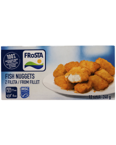 Fish nuggets Frosta 240g