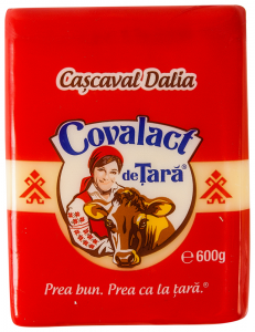 Cascaval Dalia Covalact de Tara 600g