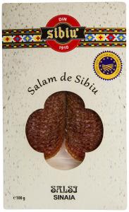 Salam de Sibiu feliat Angst 100g