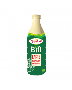 Lapte Bio 3.8%grasime Napolact 1.4l
