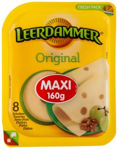 Branza feliata Leerdammer Original Maxi 160g