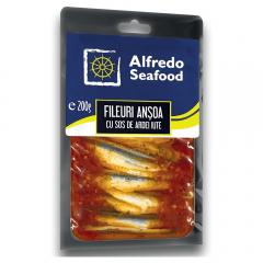 File ansoa sos rosu Alfredo 200g