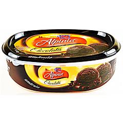 Inghetata cu ciocolata neagra Alpinia 2L
