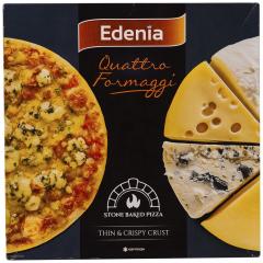 Pizza Quattro Formaggi Edenia 320g