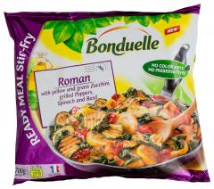 """Legume la tigaie """"Roman"""" Bonduelle 700g"""