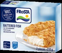 Cod pane cu ou Frosta 210g