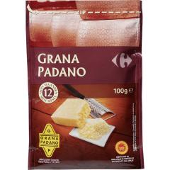 Grana Padano rasa 100g Carrefour