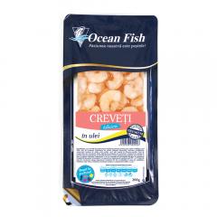 Creveti in ulei clasic Ocean Fish 200g