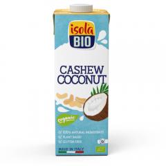 Bautura din nuci caju si cocos Isola Bio 1l