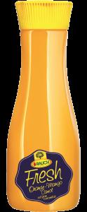 Suc natural  mix de portocale, mango, morcovi Ruach 0.8 l