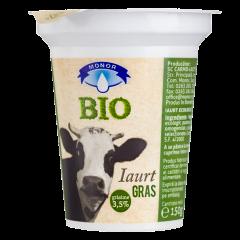 Iaurt Bio 3.5% grasime Monor 150g