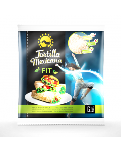 Tortilla Fit 390g