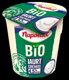 Iaurt bio 4.5% 300g Napolact
