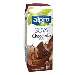 Bautura de soia cu ciocolata Alpro 250ml
