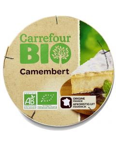 Branza Bio Camembert Carrefour Bio 250g