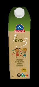 Lapte bio 1L 3,7% grasime Olympus