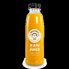 Suc raw portocale Urban Monkey 500ml