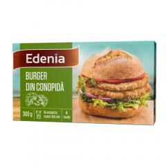 Burger conopida Edenia 300g
